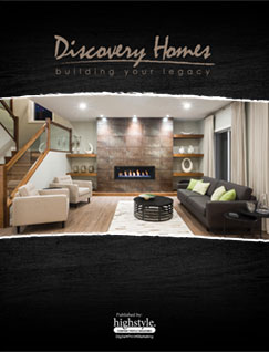 Discovery Homes Feature - Parade of Homes: Fall 2018